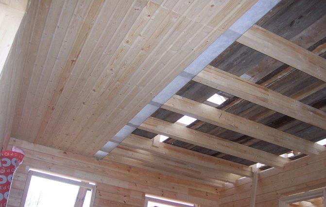 Подшивной потолок: что это такое, как сделать, монтаж подшивного потолка