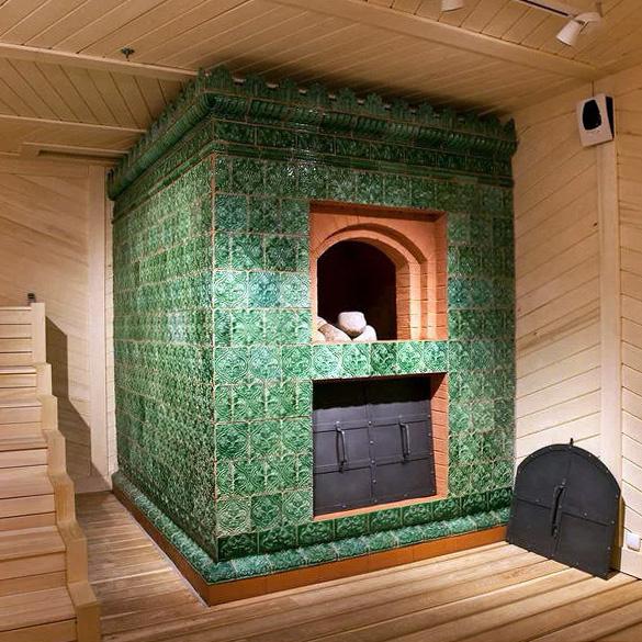 Печь-каменка для бани, порядовка — раскладываем по полочкам