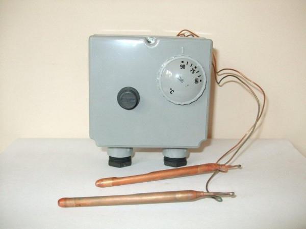 Подключение комнатного термостата к газовому котлу: руководство по монтажу терморегулятора