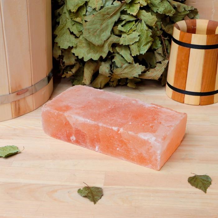 Соляные кирпичи: инструкция по монтажу своими руками, особенности материалов из гималайской соли, цена, видео, фото