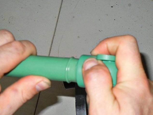 Пайка пвх труб – учимся делать все своими руками