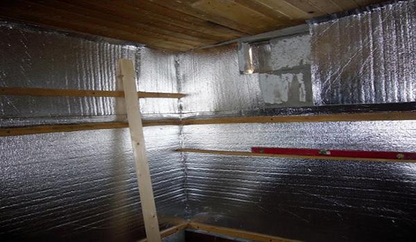 Утепление бани изнутри. выбор материала. инструкции, советы, видео