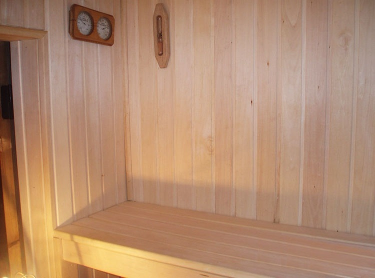 Обшивка вагонкой бани (особенности отделки банных помещений)