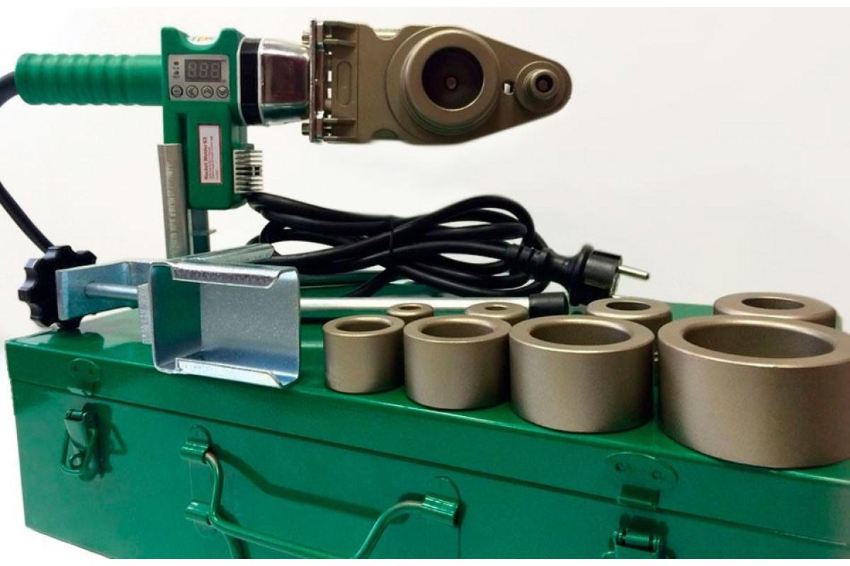 Выбираем сварочный аппарат полипропиленовых труб для бытовых нужд. На что обратить внимание?