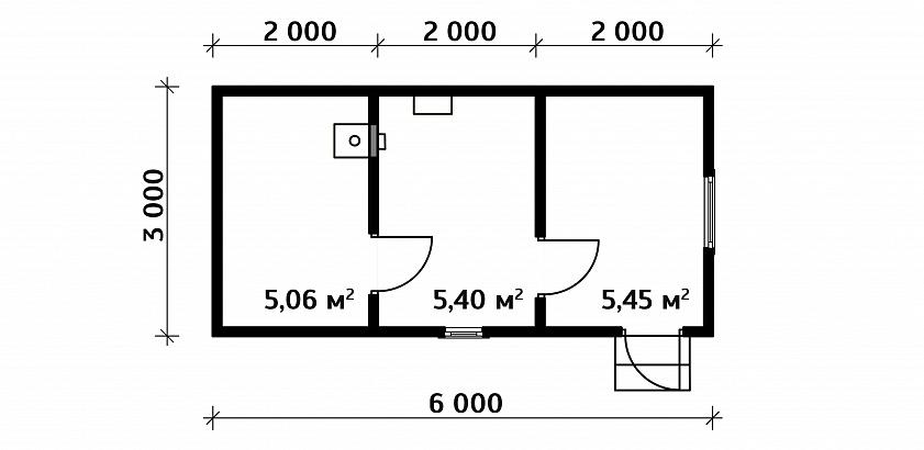 Строим каркасную баню своими руками: пошаговая инструкция