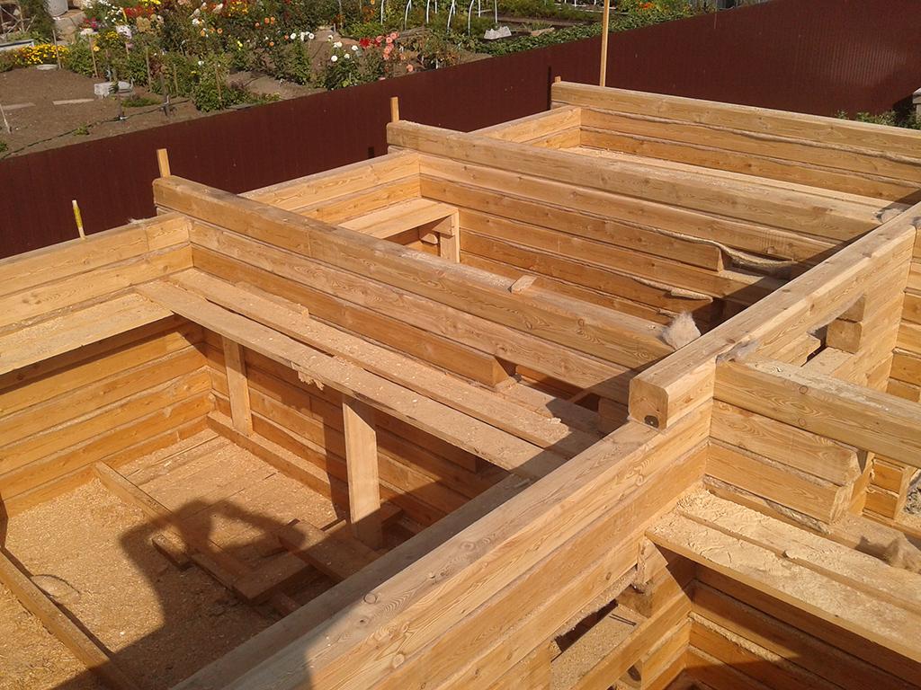 Как построить своими руками отличную баню из бруса— инструкция от а до я