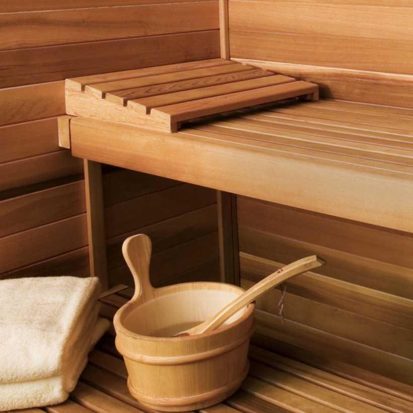 Как сделать полок в бане: выбор материала и конструкции, нюансы установки