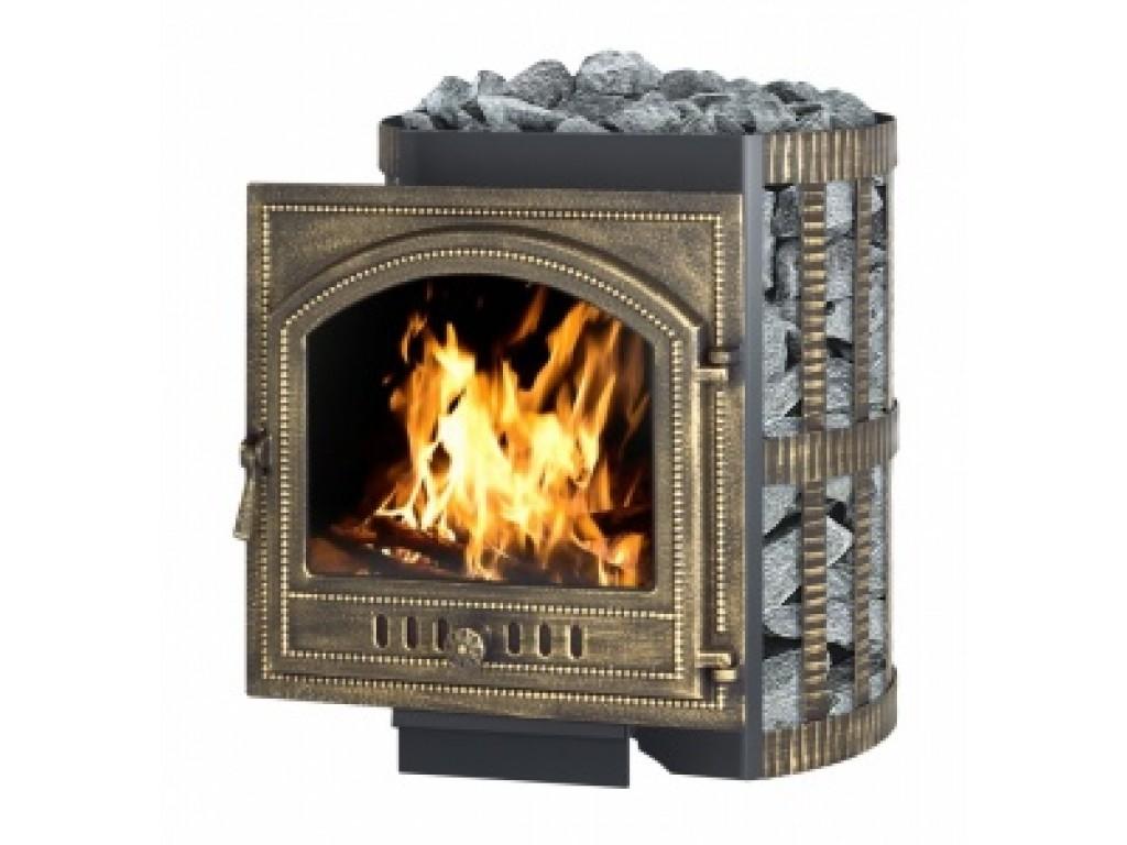 Принцип работы чугунных печей для бани и отзывы потребителей об агрегате «везувий»
