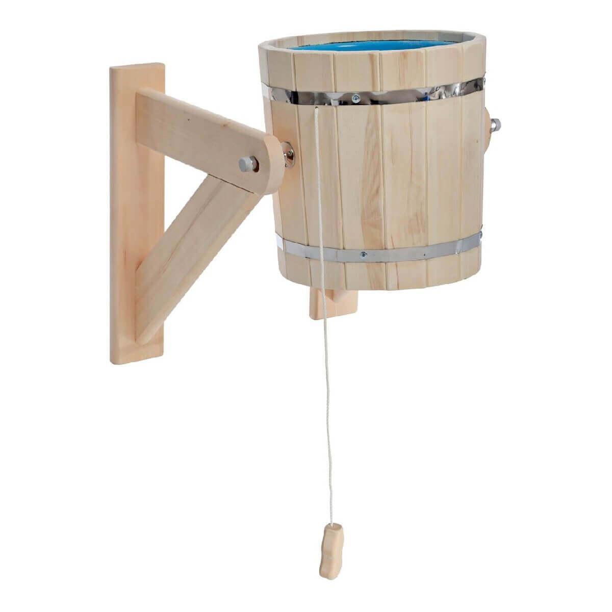 Обливное устройство для бани – закаливаемся