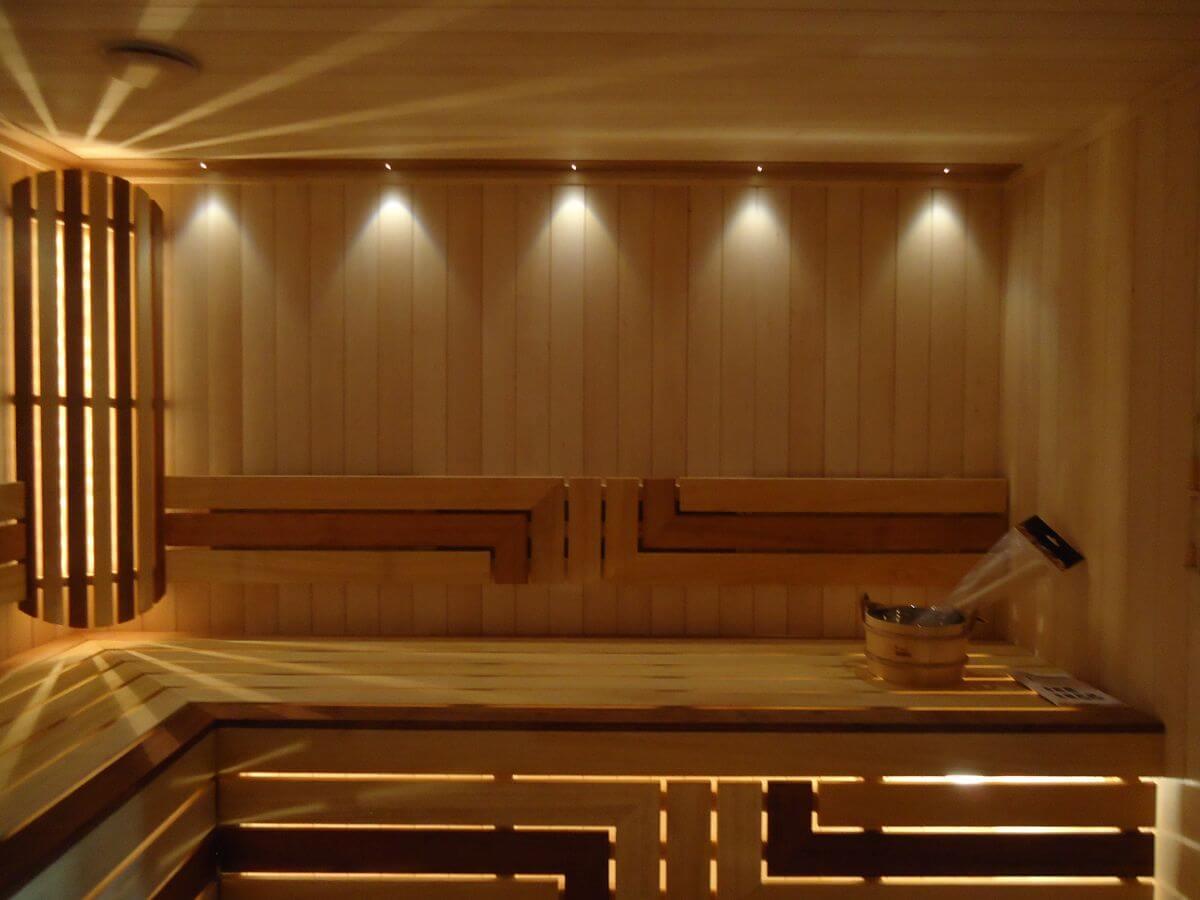 Какие светильники выбрать для бани в парилку?