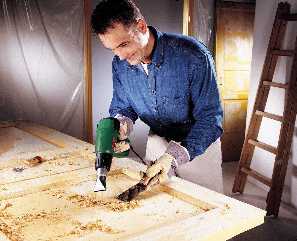 Инструкция покраски деревянных дверей своими руками