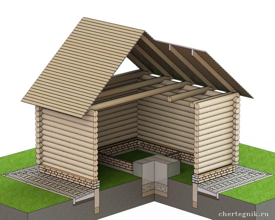 Как сделать крышу для бани, в том числе своими руками, а также особенности ее устройства и монтажа
