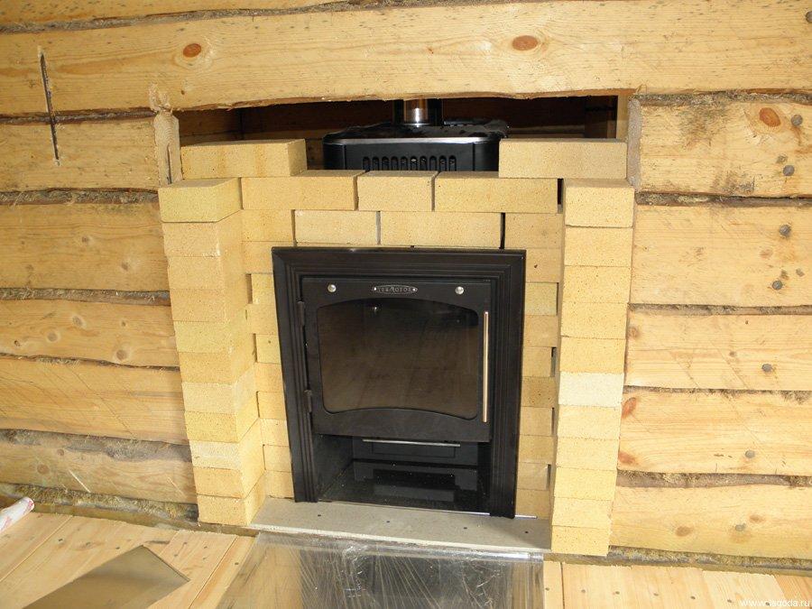 Экраны для печей в баню - строим баню или сауну