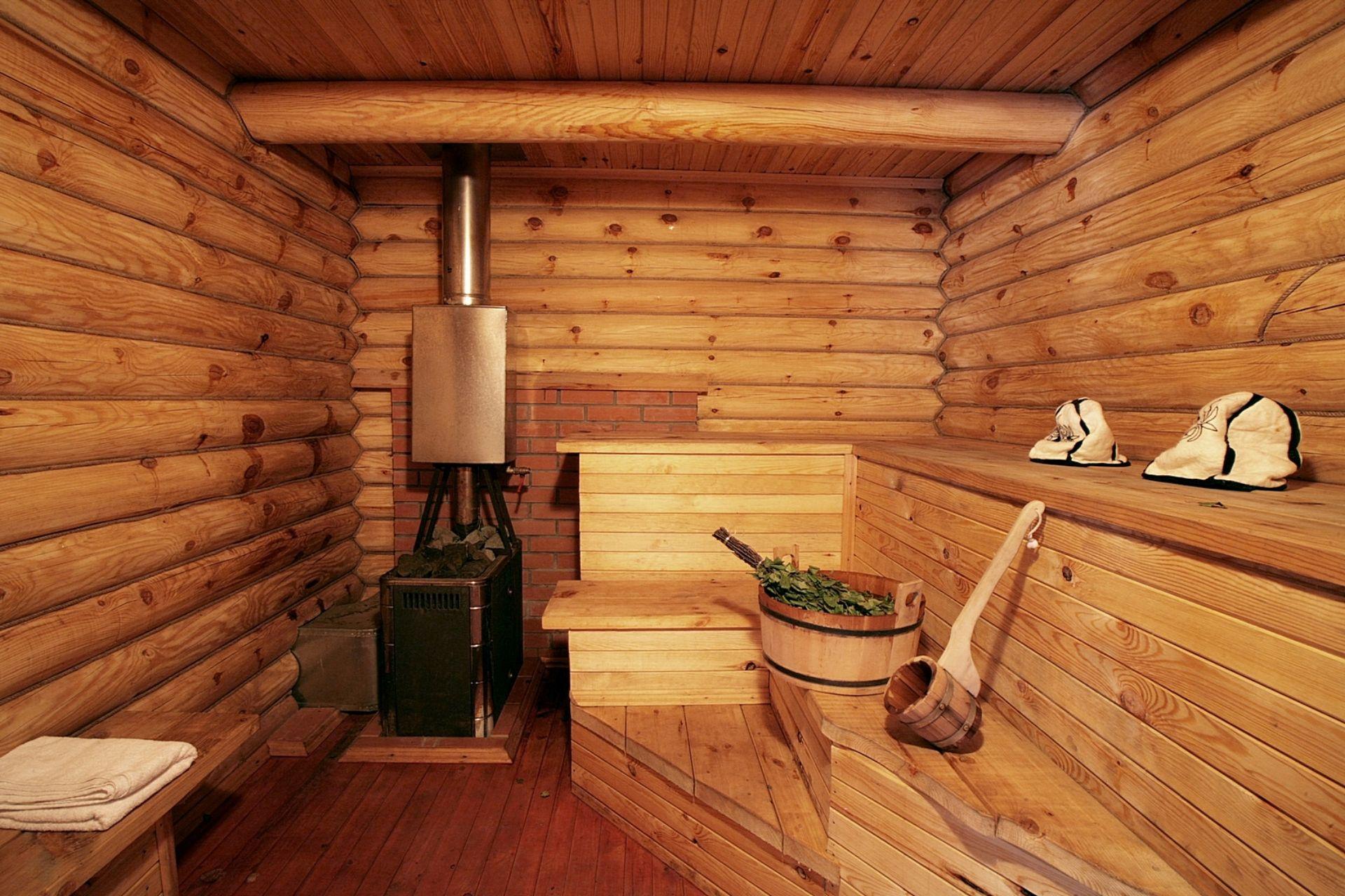 Русская баня: корни и традиции