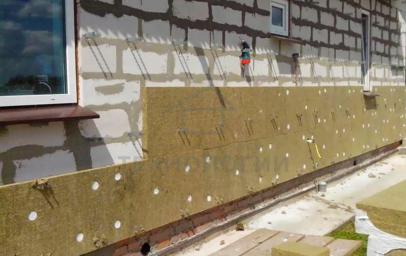 Топ-5 ошибок мокрого утепления фасадов