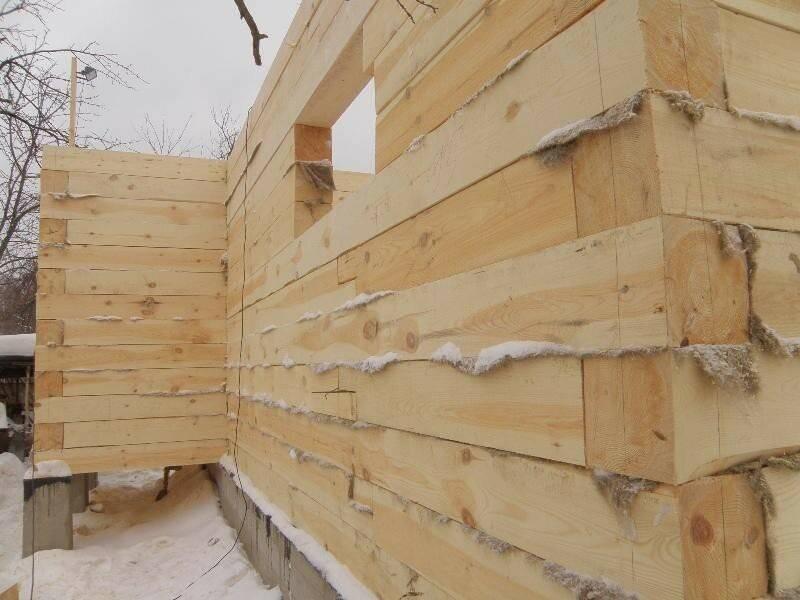 Баня из бруса: пошаговые инструкции и советы как построить красивую баню (видео + 125 фото)