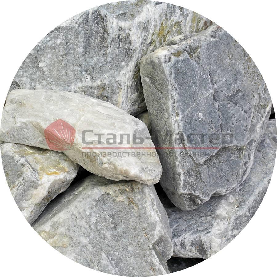 Какой камень лучше для бани: жадеит, талькохлорит, нефрит, малиновый кварцит или базальт