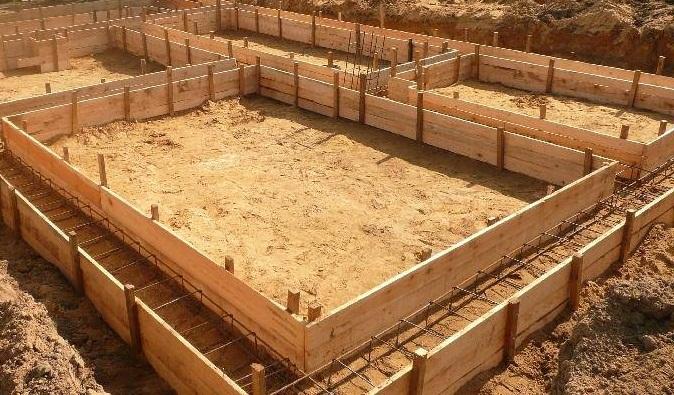 Какой фундамент строить на суглинке