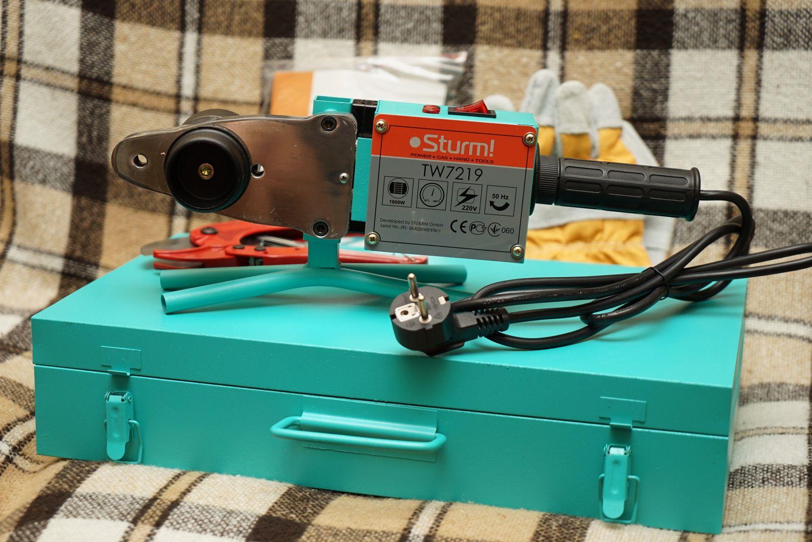 Аппарат для сварки полипропиленовых труб какой выбрать, отзывы покупателей