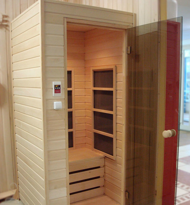 Сауна в квартире: проекты, фото, электрическая и мини-сауна для дома » интер-ер.ру