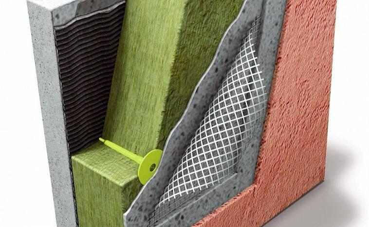 Как наносится штукатурка мокрый фасад?