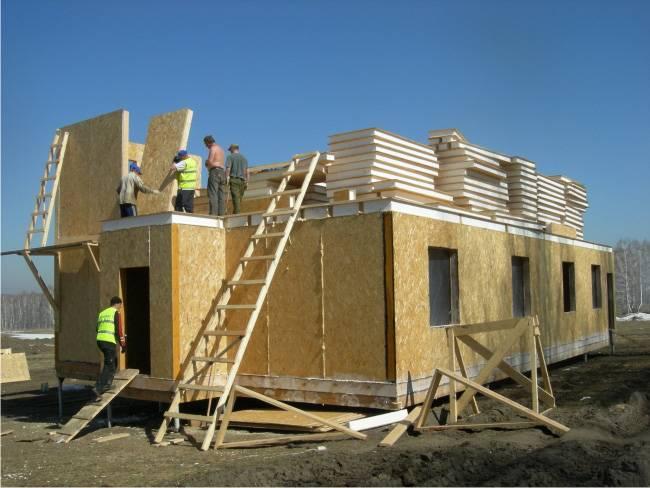 Сэндвич-панели для строительства дома: особенности и цены