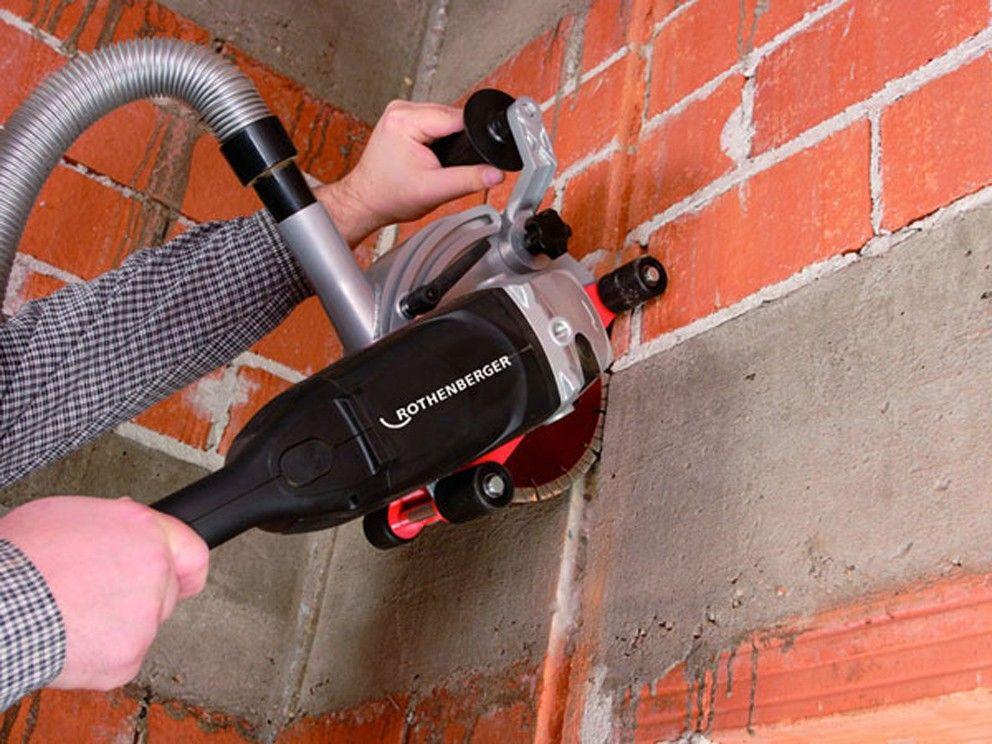 Как штробить стены под проводку - инструмент и правила