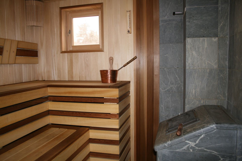 Оптимальный размер окна в бане