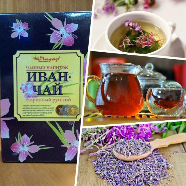 Целебный чай для бани и другие полезные напитки