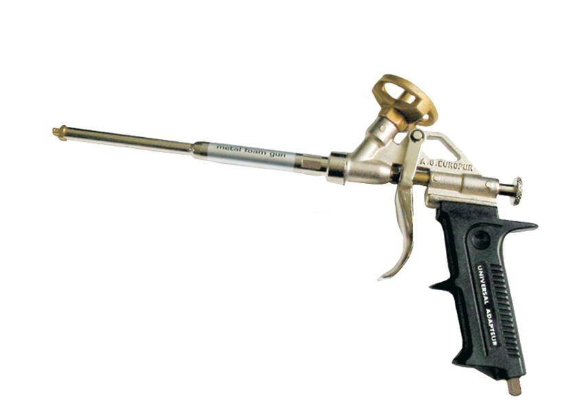 Лучший пистолет для монтажной пены — описание устройства, назначение, рейтинг