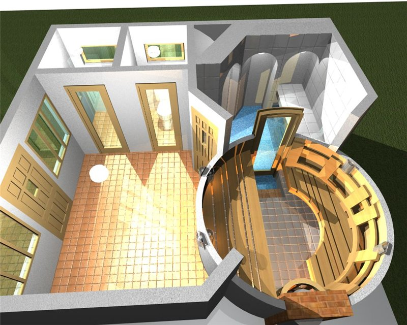 Купольные бани: особенности и стоимость строительства