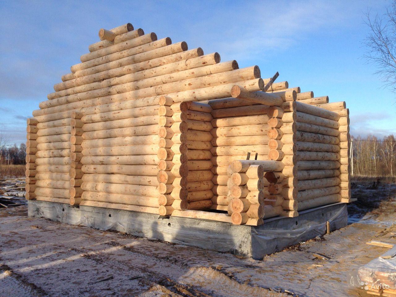 Что важно учитывать при строительстве бревенчатого дома