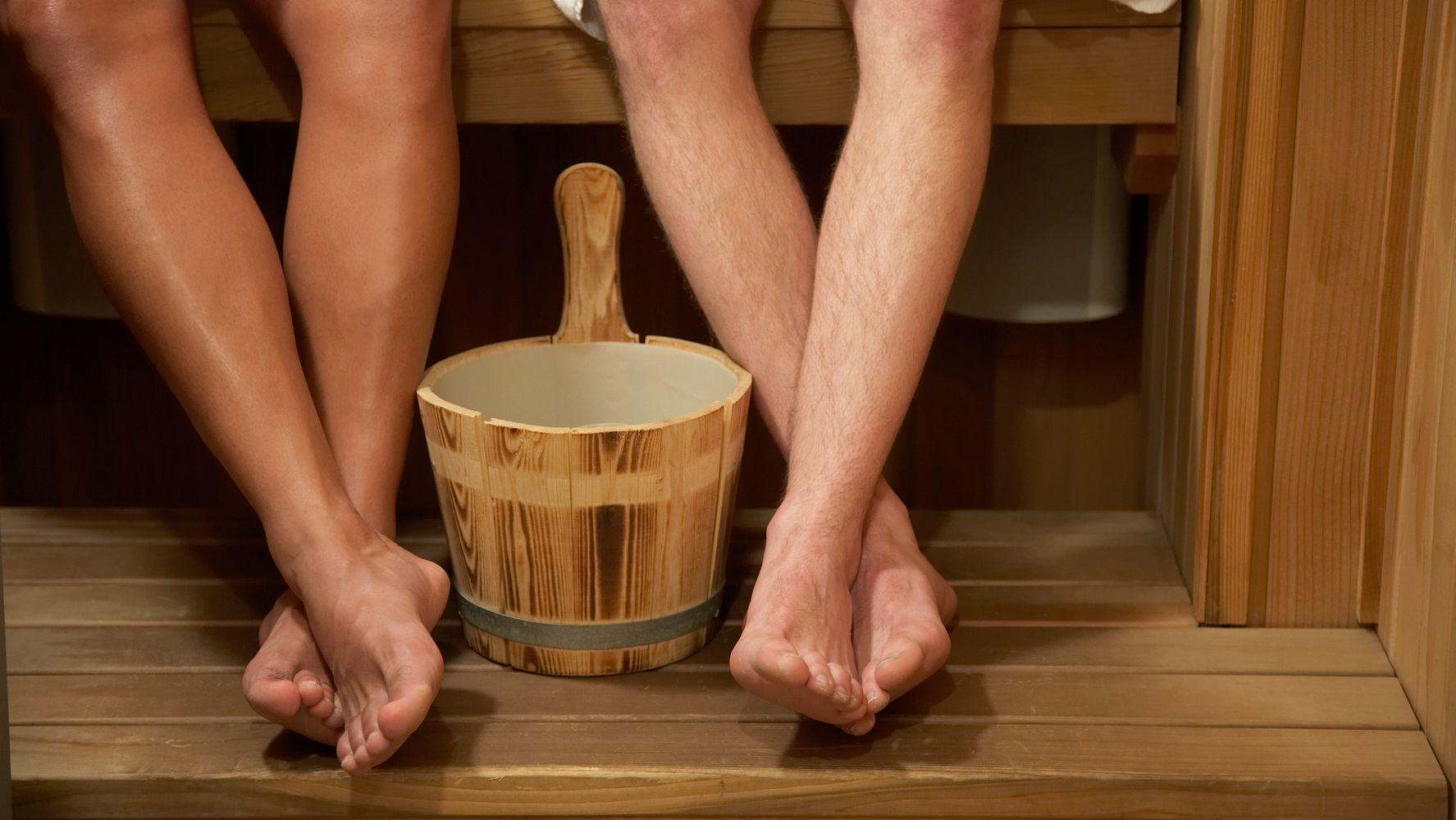 Можно ли при пневмонии ходить в баню или греться в сауне