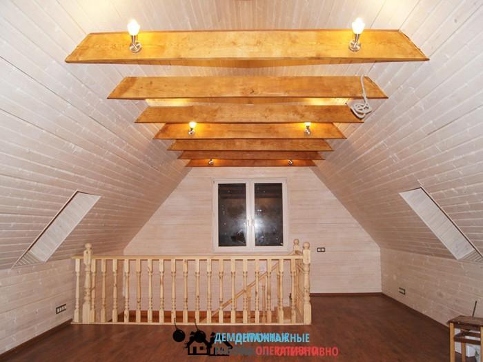 Чем лучше утеплить потолок в бане - виды теплоизоляционных материалов и способы монтажа