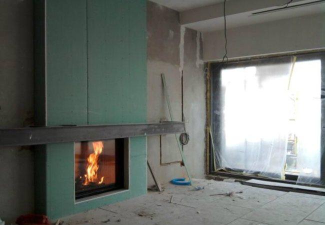 Применение и технические характеристики огнестойкого гипсокартона