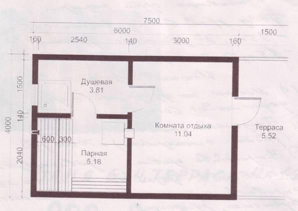 Как формируется смета на строительство дома из дерева