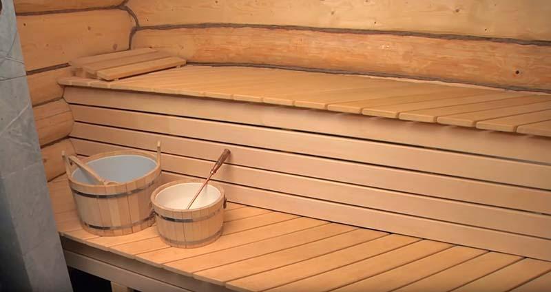 Чем обработать дерево внутри бани: пропитки для парилок