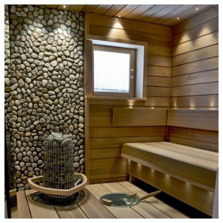 Внутренний интерьер бани: требования, рекомендации, оригинальные решения – свой дом мечты
