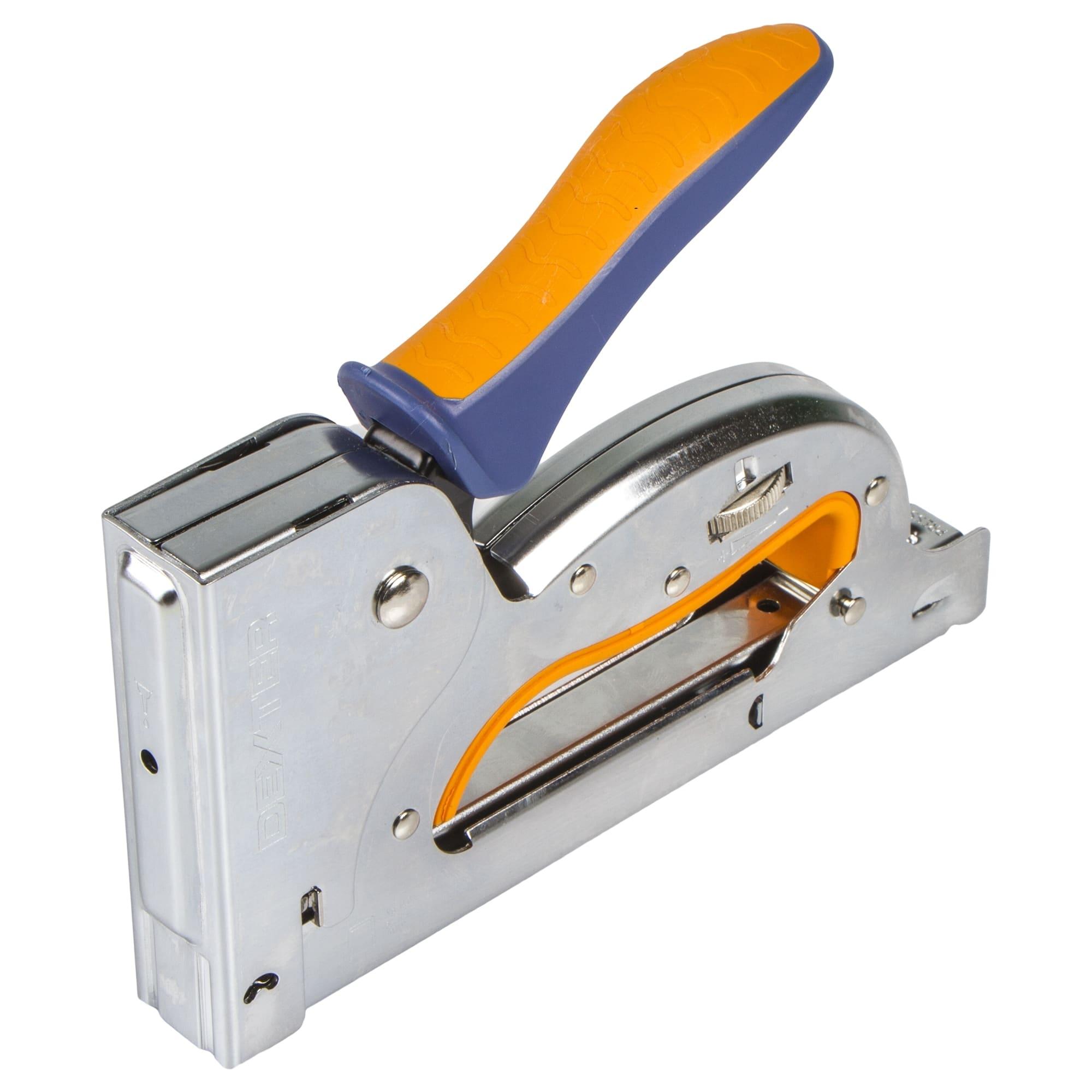 Какой степлер для мебели лучше