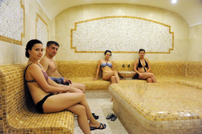 Турецкая баня хамам - конструкция, внутреннее устройство, польза и вред