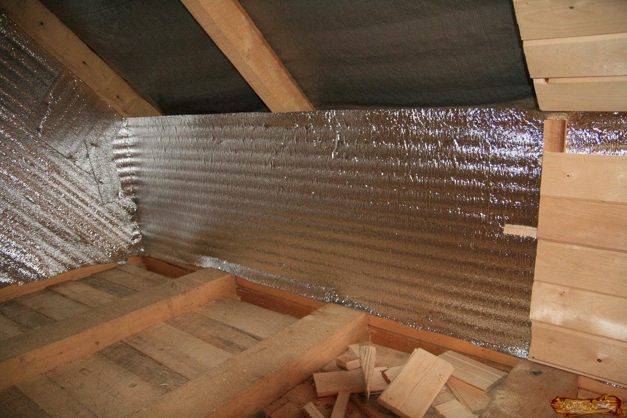 Проекты деревянных бань с мансардой - описание, строительство своими руками!