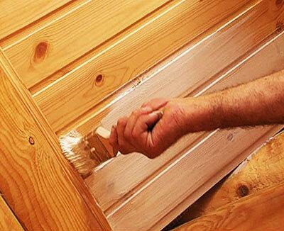 Чем покрыть вагонку внутри бани — руководство к применению