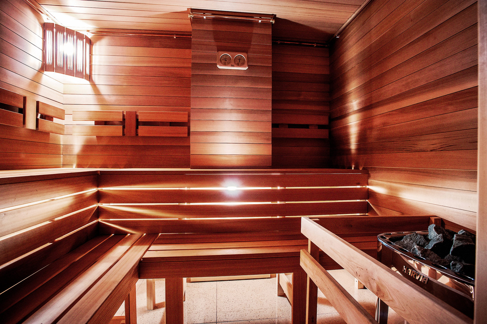 Отделка бани внутри: подбор материала, варианты оформления, фото