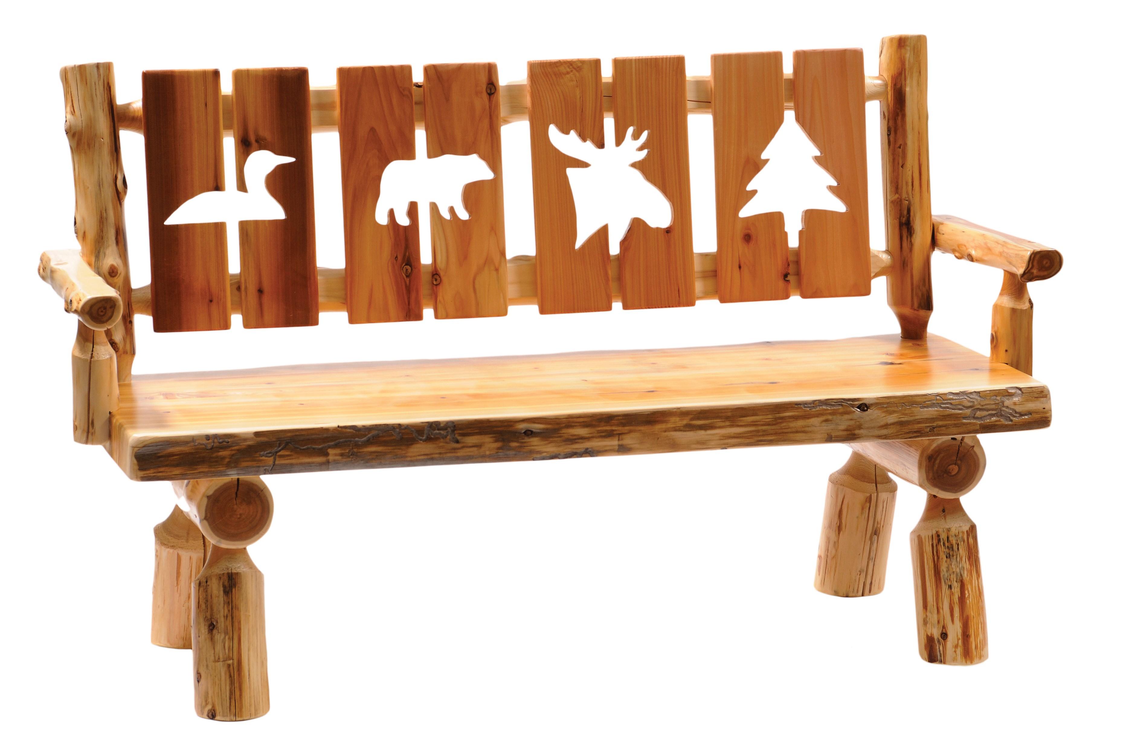 Выбираем скамейку для бани