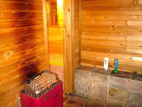 Практичное использование пространства: баня в подвале частного дома своими руками