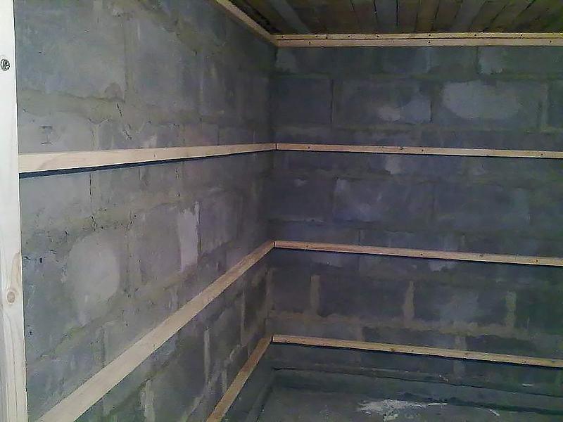 Утепление бани из пеноблоков: изнутри, снаружи, теплоизоляция стен