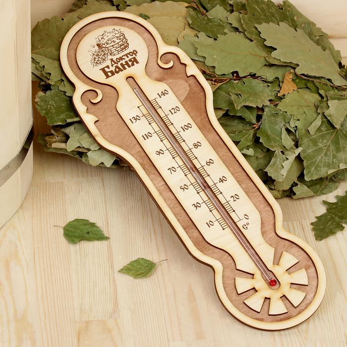 Термометр для бани: повышаем градус