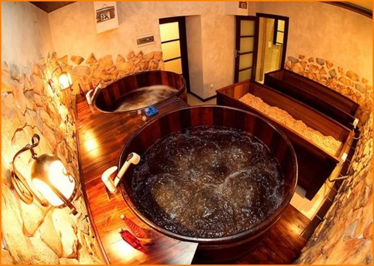 Японская баня: как устроены фурако, офуро и сэнто, особенности процедур