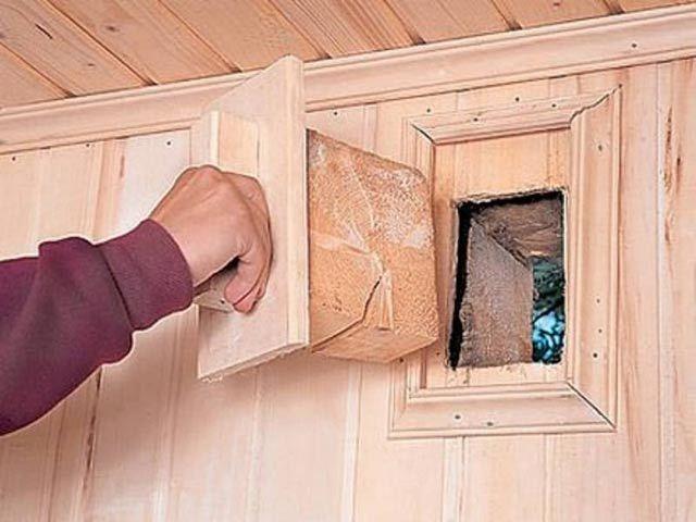 Как избавиться от конденсата в предбаннике зимой?