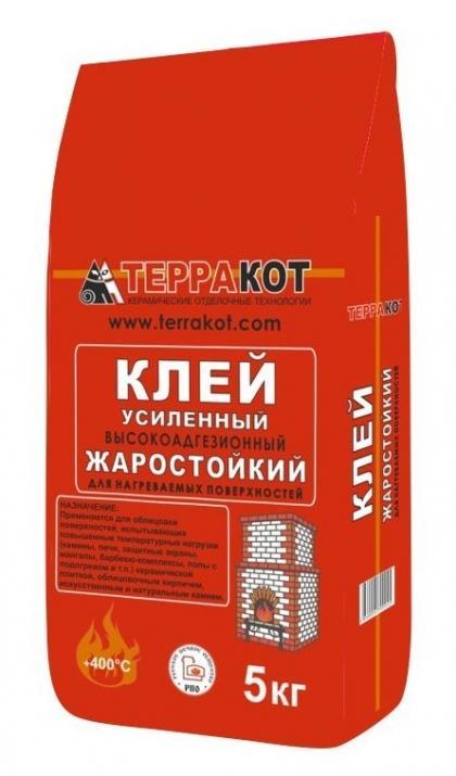 Клей термостойкий для печей и каминов (огнеупорный, жаростойкий)